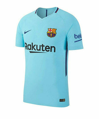 Nike Vapor FC BARCELONA 2017/18 Aeroswift Away Jersey Player Issue Size M - Team MVP Sports