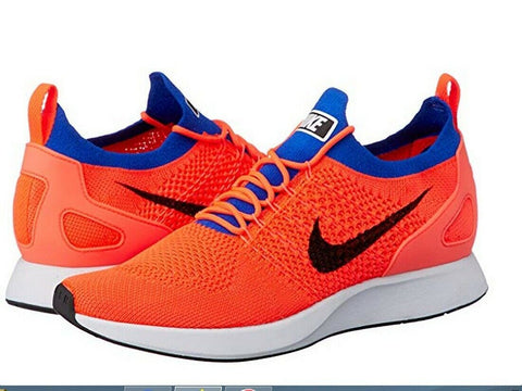 NIKE AIR ZOOM MARIAH FLYKNIT RACER RUNNING SHOES - Teammvpsports