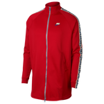 NIKE Men's Sportswear Full Zip Red Sail Jacket Size 2XL - Teammvpsports