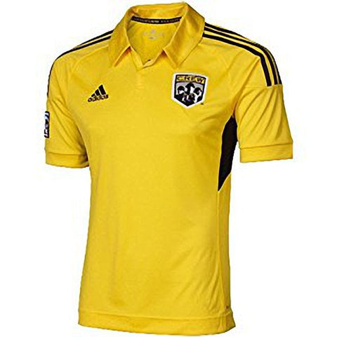 Adidas Columbus Crew 2012 Climacool Home Jersey Size XL - Teammvpsports