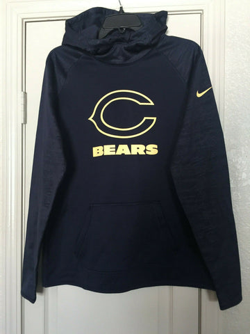 Chicago Bears Women's Nike NFL Hoodie Size L - MSRP $75 - Teammvpsports