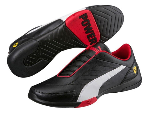 Men's Puma SF Kart Cat III Black Size 9, 9.5, 10, 10.5, 11 - Teammvpsports