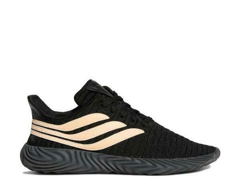 Adidas Originals Sobakov Men's Shoe Black/Chalk/Coral - Teammvpsports