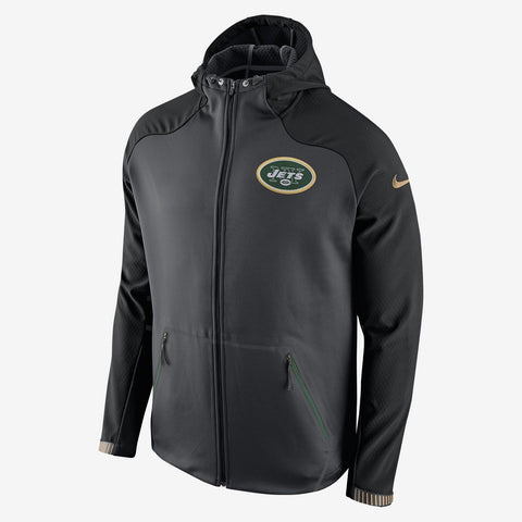 New York Jets Nike Therma Sphere Hyperspeed Ultimatum Performance Hoody XL - Teammvpsports