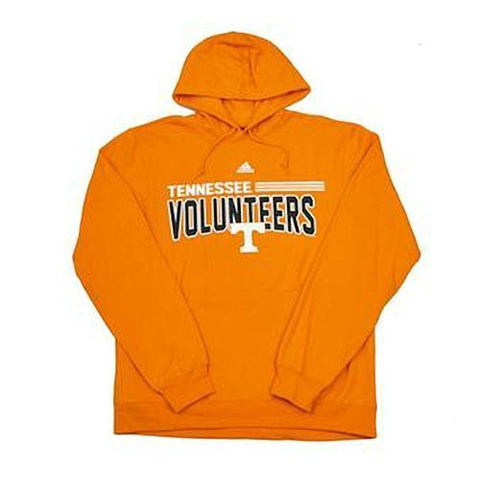 Adidas Tennessee Volunteers Orange Fleece Hoodie Size 2XL MSRP $55 - Teammvpsports