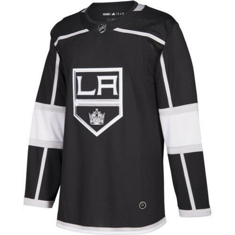 Authentic Los Angeles LA Kings Adidas Climalite Home Jersey Mens 46 MSRP $180 - Teammvpsports