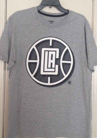 UNK Los Angeles Clippers NBA Men's Tonal Tee Shirt Size L - Teammvpsports