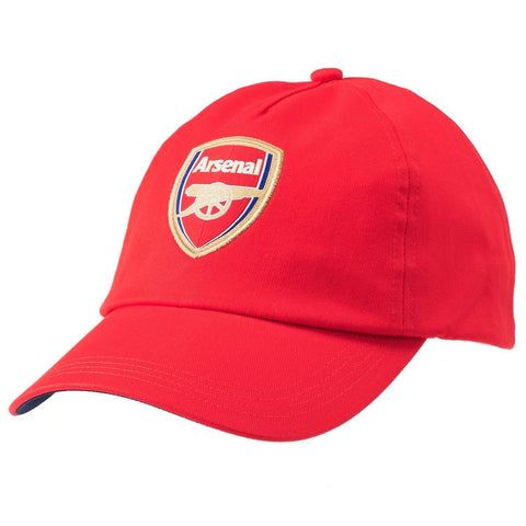 Puma The Arsenal Leisure Cap High Risk Red Snapback Adjustable - Teammvpsports