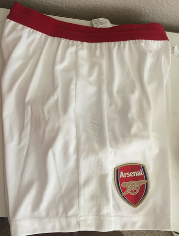 Puma Kids Arsenal Home Shorts 2018 2019 Size L, XL - Teammvpsports