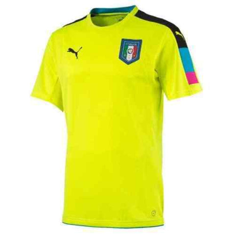 Puma Italy FIGC  National Soccer Team Men's Goalkeeper Jersey Size S, L, XL - Teammvpsports