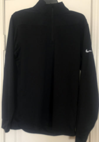Men's Nike Dry Fit Golf Long Sleeve 1/4 Zip Top Size M - Teammvpsports