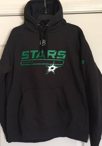 Dallas Stars Fanatics Branded Iconic Collection On Side Stripe Pullover Hoodie