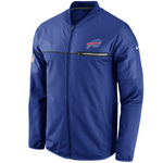 Buffalo Bills Nike Sideline Elite Hybrid Performance Jacket Blue Size 4XL - Teammvpsports