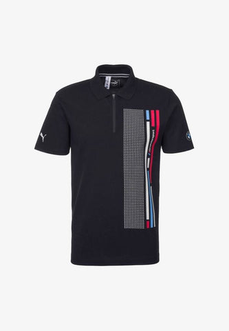 Puma BMW MMS Graphic Polo Anthracite Size M - Teammvpsports