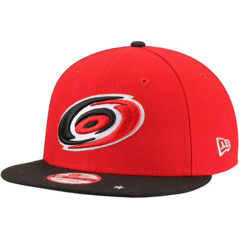 New Era Carolina Hurricanes 2006 Stanley Cup Campions Two Tone 9FIFTY Snapback - Teammvpsports