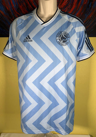 Adidas City Of Angels FC Men's Jersey - Teammvpsports
