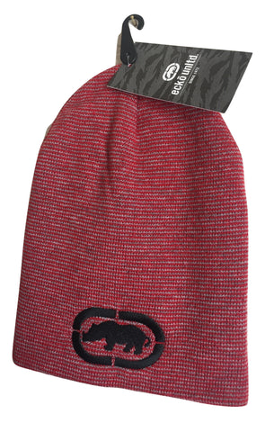 ecko unlimited red beanie - Teammvpsports