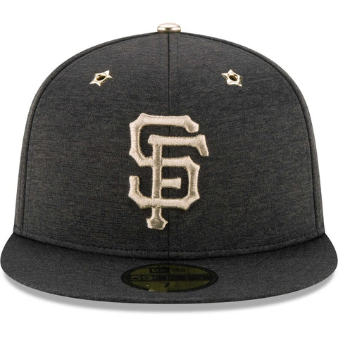 New Era San Francisco Giants All Star Game (No Patch) 59FIFTY Cap Size 7 3/8 - Teammvpsports