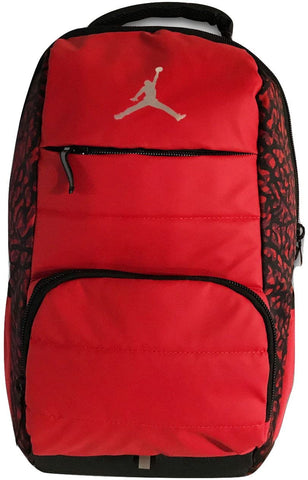 Nike Jordan All World Backpack (Red Print) - Teammvpsports