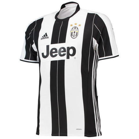 Adidas Men's Juventus Adizero Player Issue White Home Soccer Jersey Size M, - Teammvpsports