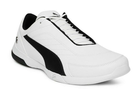 PUMA BMW MMS KART CAT III MEN'S WHITE/ANTHRACITE SNEAKERS Sz 10 - Teammvpsports