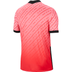 Nike Men's Korea 2020/21 Home Jersey Pink Beam/Global Red/Black