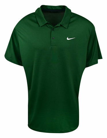 Nike- Polo Gorge Green/Black/White Size XLarge, Large - Teammvpsports