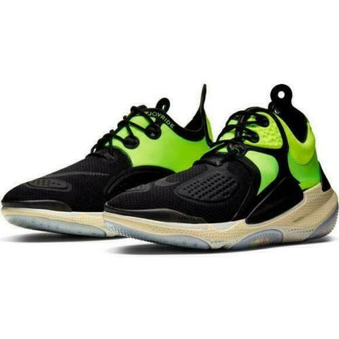 Nike Joyride CC3 Setter Running Shoes Black Volt Oatmeal AT6395-002