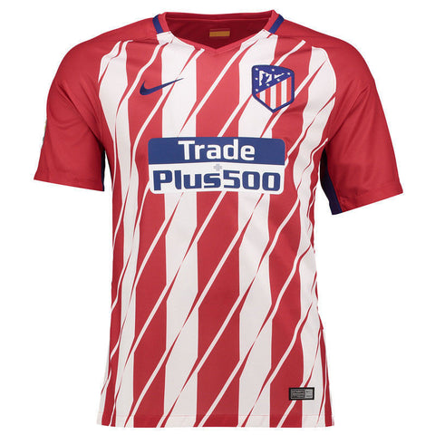 Nike Atletico Madrid Home Red/White Jersey 2017/18 Size XL, 2XL - Teammvpsports