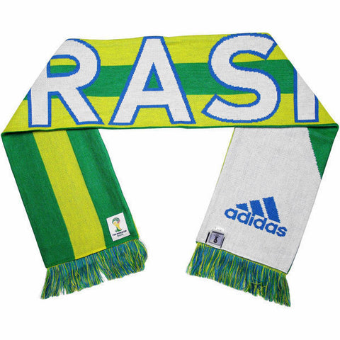 Adidas Brasil World Cup Soccer Scarf - Teammvpsports