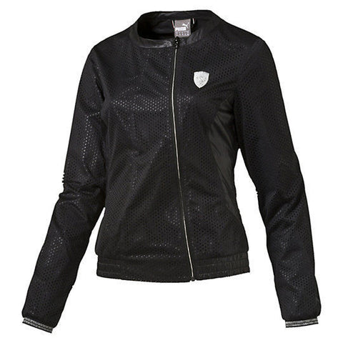 Puma Ferrari Women's Lightweight Moonless Night Jacket Size M, L, XL - Teammvpsports