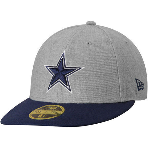 New Era Dallas Cowboys 59FIFTY Change Up Low Crown Fitted Cap Size 8 1/8 - Teammvpsports