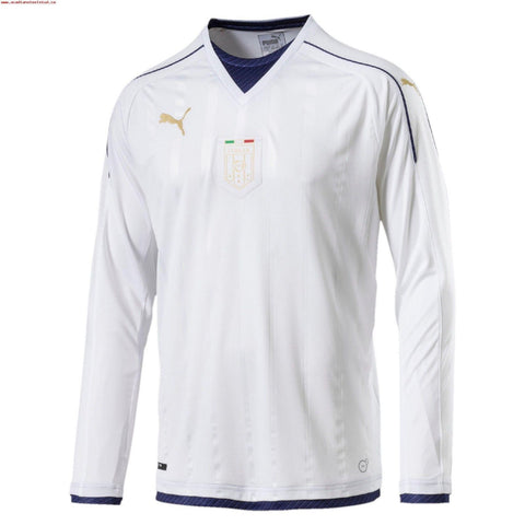 PUMA FIGC Italia TRIBUTE Replica Away Long Sleeve Men's Jersey Size XL MSRP $100 - Teammvpsports