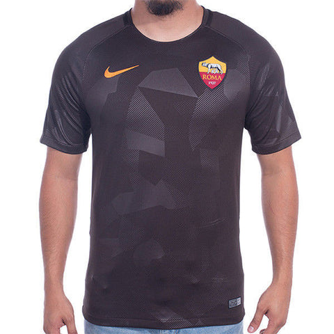 NIKE MENS AS ROMA 3RD JERSEY 2017/2018 SIZE XL - Teammvpsports