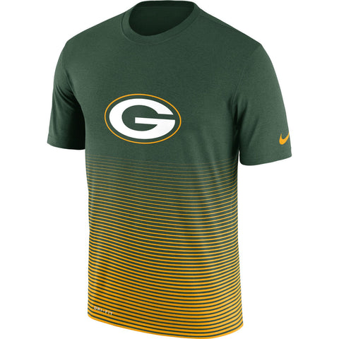 Nike Green Bay Packers New Day Enhanced Performance T-Shirt Size XL - Teammvpsports