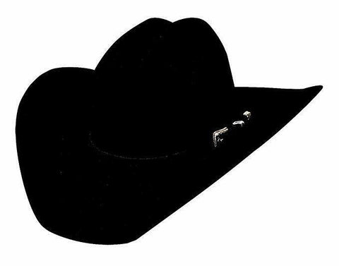 Bullhide Justin Moore Collection Cowboy Hat BACK ROADS 6X Premium Wool Felt Hat - Teammvpsports