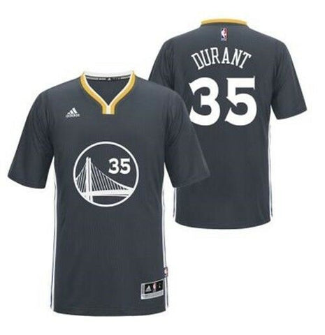 adidas Golden State Warriors Kevin Durant Swingman Gray Jersey Size M, L, XL 2XL - Teammvpsports