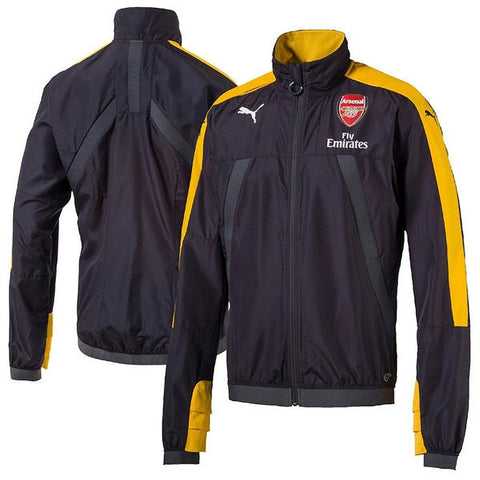 Puma Arsenal Stadium Vent Thermo-R Jacket 2016/17 Size Medium - Teammvpsports