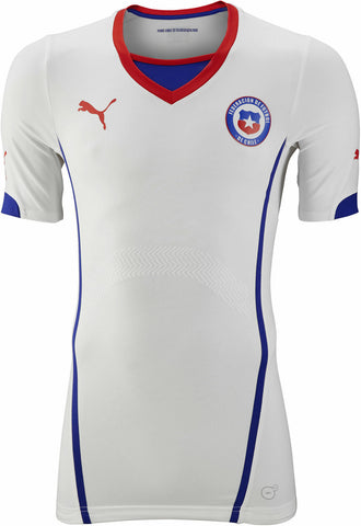 PUMA Chile National Team 2014/2015 Away Soccer Jersey Size M, L - Teammvpsports