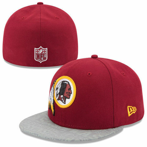 New Era 59Fifty Washington Redskins Fitted Cap  Size 7 3/8 - Teammvpsports