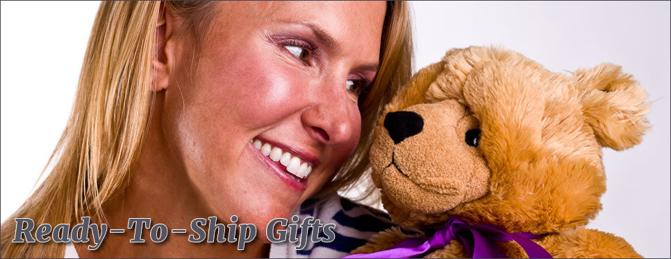Great gifts for grown-ups - teddy bears for adults - overnight teddy bear delivery
