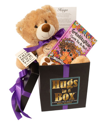 Best Granddaughters Hugs Box