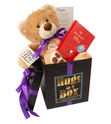 Love You Hugs Box
