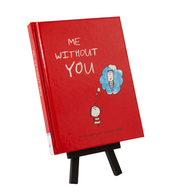 Me Without You Miniature Book