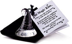Magic Kiss - Clear - Unique Keepsakes - Send A Hug
