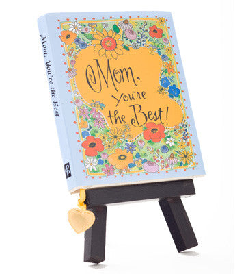 Mom You're the Best - Unique Heartfelt Books - Send A Hug