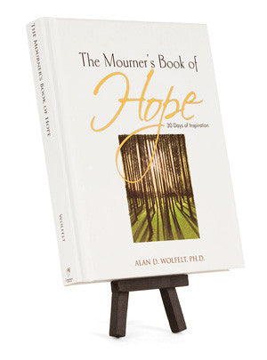 Mourner's Book of Hope - Unique Heartfelt Books - Send A Hug