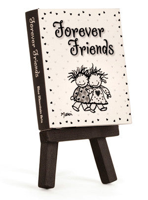 Forever Friends - Unique Heartfelt Books - Send A Hug