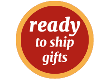 Great gifts that are ready to ship immediately