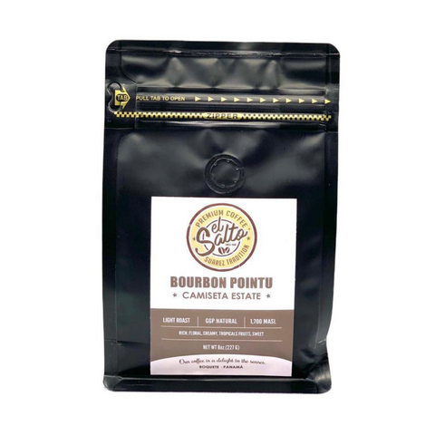 Bourbon Pointu ASD - El Salto Premium Coffee